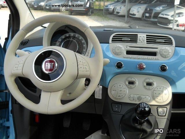 2010 Fiat 500 900 TwinAir 85cv Lounge - Car Photo and Specs