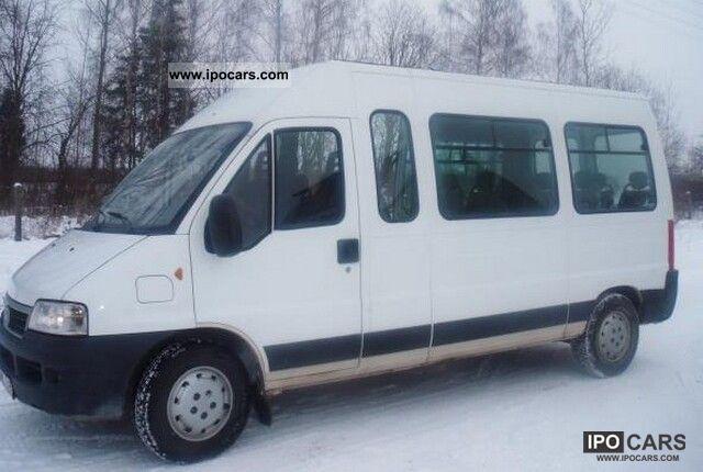 2005 Fiat  Ducato 11 243.3L3.0 C1A Van / Minibus Used vehicle photo