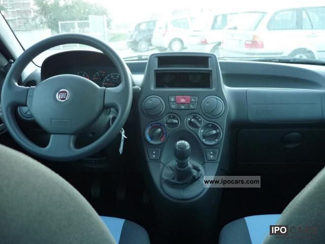 2008 fiat panda 1 3 multijet dynamic car photo and specs. Black Bedroom Furniture Sets. Home Design Ideas