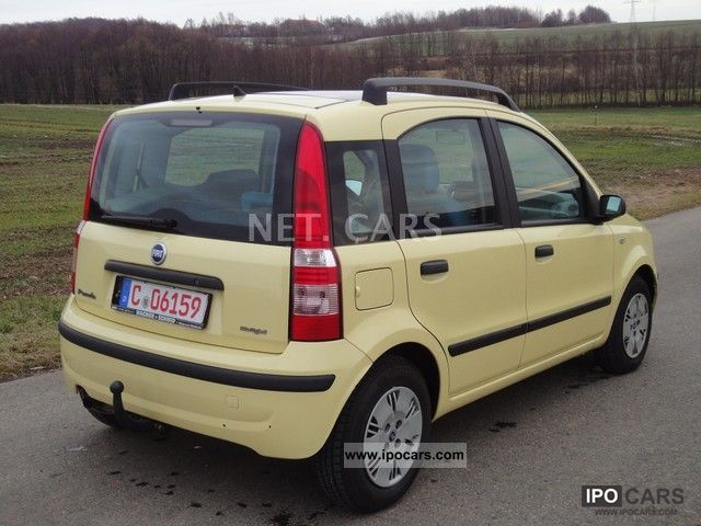 2006 fiat panda 1 3 multijet diesel emotion 1 hand dg car photo and specs. Black Bedroom Furniture Sets. Home Design Ideas