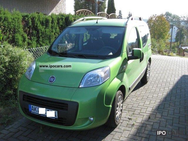 2008 Fiat  Qubo 1.4 8V Dynamic Van / Minibus Used vehicle photo