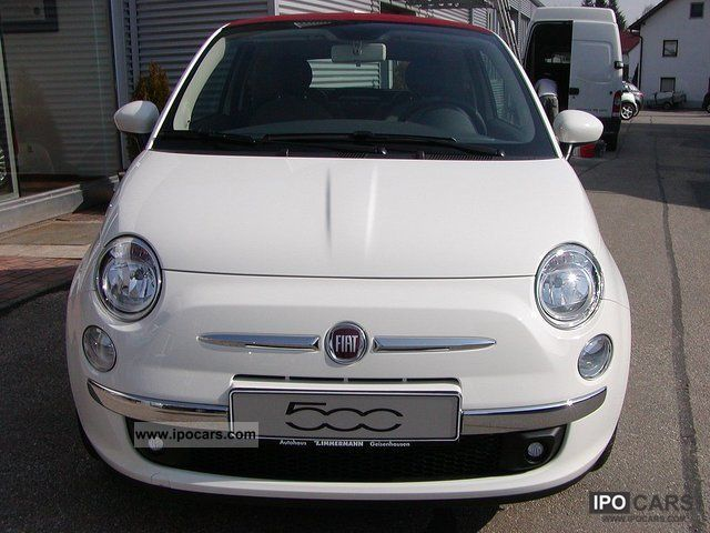 2011 fiat 500 c lounge noble best equipment car photo and specs. Black Bedroom Furniture Sets. Home Design Ideas