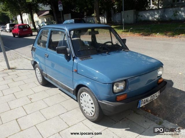 1987 Fiat  126 TOP TOP TOP condition Small Car Used vehicle photo