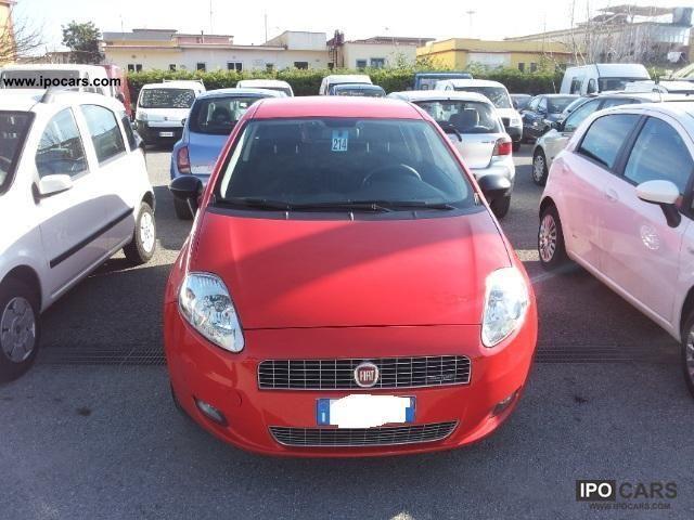 2009 Fiat  Grande Punto 1.3 75CV MULTIJET DYNAMIC VAN 3P 2 Van / Minibus Used vehicle photo