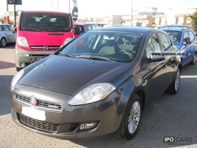 2008 fiat bravo 1 6 mjt 120cv dpf sport style 853 car photo and specs. Black Bedroom Furniture Sets. Home Design Ideas