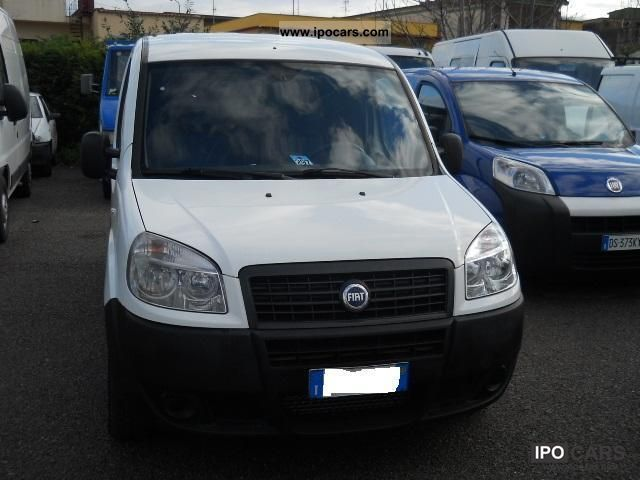 2006 Fiat  Doblo 1.3 Multijet 75cv COIBENTATO T.B. 899 Van / Minibus Used vehicle photo