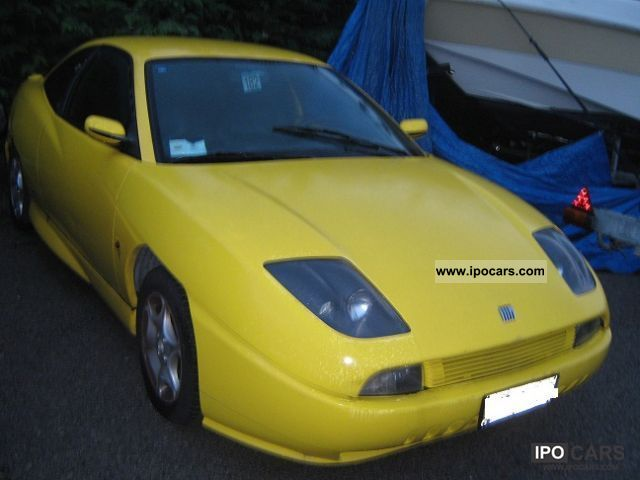 1995 Fiat  Coupé 2.0 16V Confort Sports car/Coupe Used vehicle photo