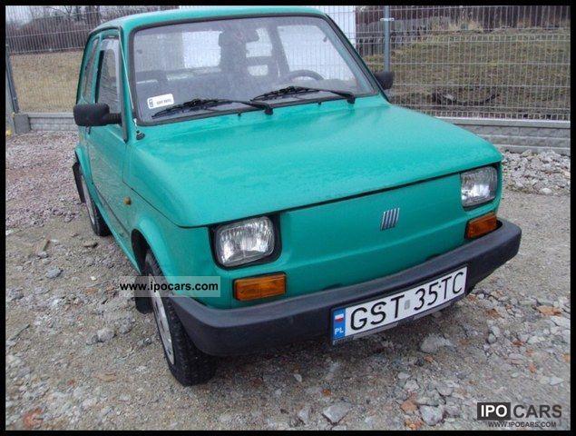 1996 Fiat  125p Wspomnienia Polskiej MOTORYZACJI! Other Used vehicle photo
