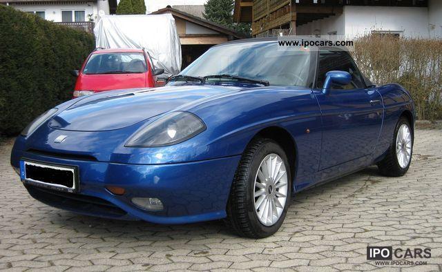 2000 Fiat  Barchetta 1.8 16V Cabrio / roadster Used vehicle photo