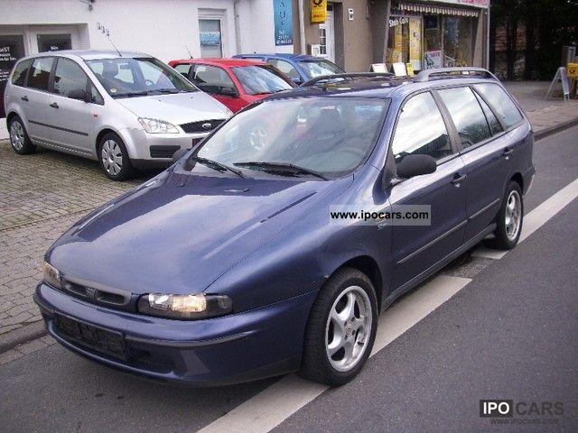 1999 Fiat  Marea Weekend 1.6 16V - CLIMATE - D3 - SERVO - TUV Estate Car Used vehicle photo