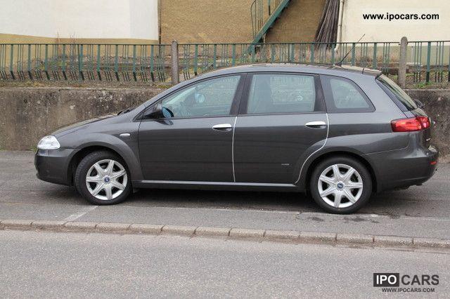 2006 Fiat Croma 1 9 Multijet 16v Dpf Dynamic Car Photo