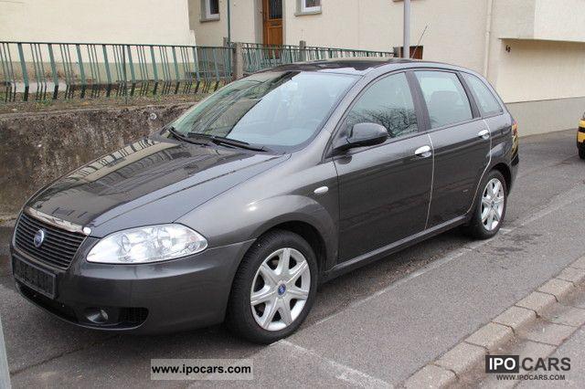 Fiat Sedici 1.9 Multijet 8v (2006) - разход на гориво в ...