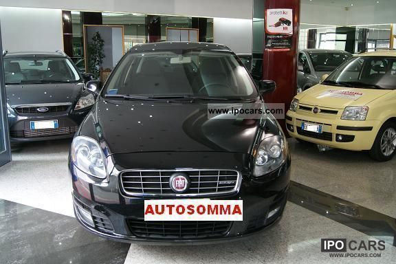 2009 Fiat  Croma 1.9 MJET CV120 EURO4 DPF 73 235 KM Estate Car Used vehicle photo
