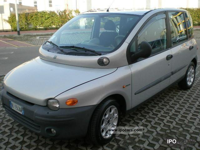 2000 Fiat  Multipla JTD 105 ELX climate Other Used vehicle photo