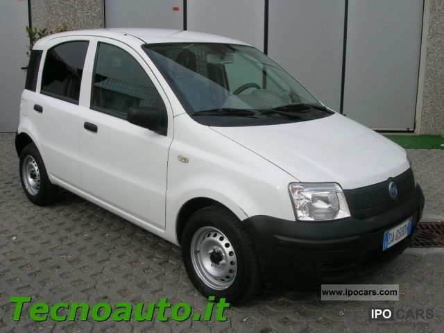 2006 fiat panda 1 3 16v active mjt van car photo and specs. Black Bedroom Furniture Sets. Home Design Ideas
