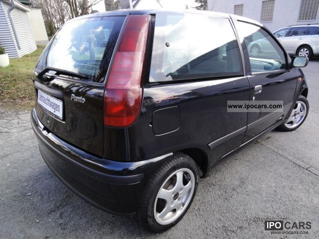 1996 fiat punto 60 sx t v au 10 2013 power only 105tkm car photo and specs. Black Bedroom Furniture Sets. Home Design Ideas