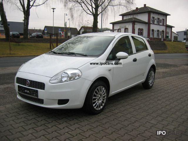 2008 Fiat  Grande Punto 1.4 16V air, 1 Manual, 4 door Small Car Used vehicle photo