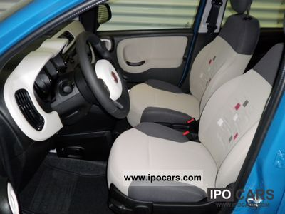 2012 Fiat  Panda 0.9 8V Turbo TwinAir Lounge Limousine Demonstration Vehicle photo