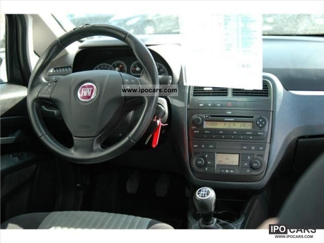 fiat grande punto  multijet   car photo  specs