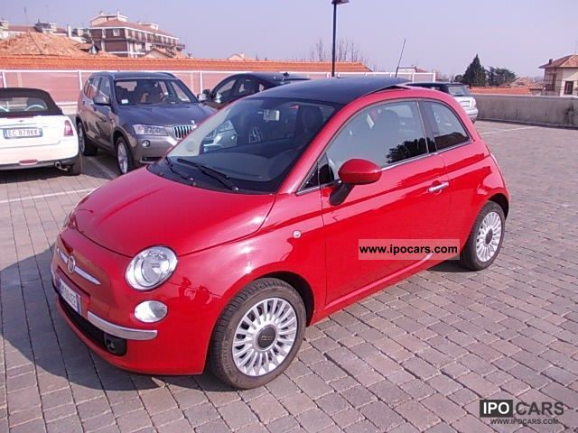 2008 Fiat  500 1.3 16v Multijet 75 CV Lounge (2007/07\u003e 200 Other Used vehicle photo