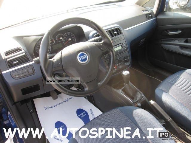 2008 Fiat  Grande Punto 1.4 T-Jet 16v 3p. * Dynamic IMPECCAB Limousine Used vehicle photo