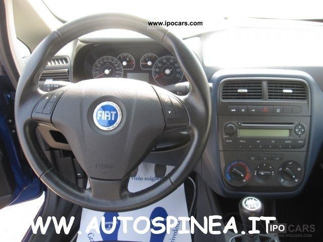 2008 Fiat Grande Punto 1 4 T Jet 16v 3p Dynamic
