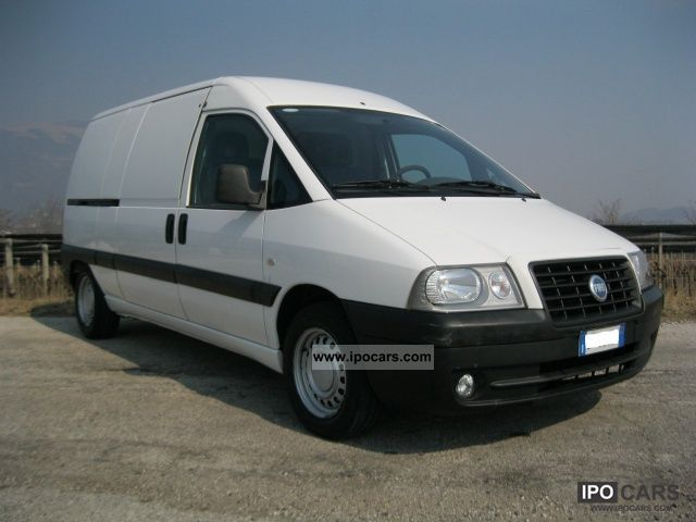 2004 Fiat  Scudo 2.0 JTD/94 Furg. Comf.900kg P.L. Other Used vehicle photo