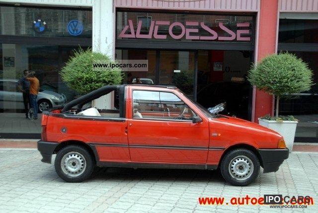 1991 fiat uno 1 0 i e cat 3 porte s convertible car photo and specs Fiat Ducato Interior Fiat Ducato Van