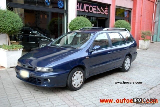 2001 Fiat  Marea 110 JTD ELX Weekend cat Estate Car Used vehicle photo