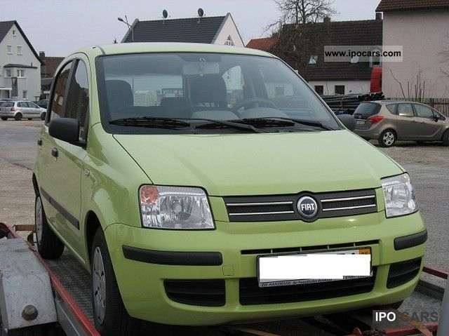 2003 Fiat  Panda Small Car Used vehicle photo