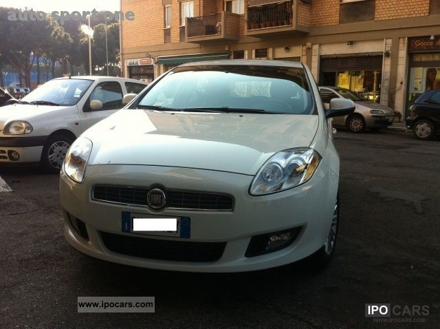 Fiat  Bravo 1.4 Dynamic GPL 2009 Liquefied Petroleum Gas Cars (LPG, GPL, propane) photo
