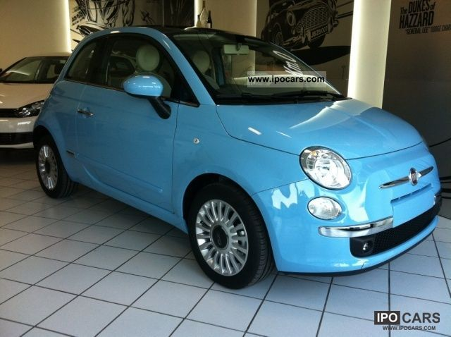 2011 Fiat  500 1.3 16v Multijet 95 CV Lounge Limousine Pre-Registration photo