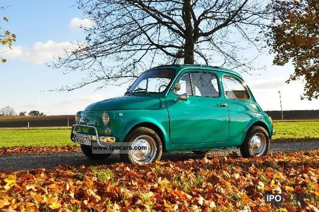 1973 Fiat  500 Small Car Used vehicle photo