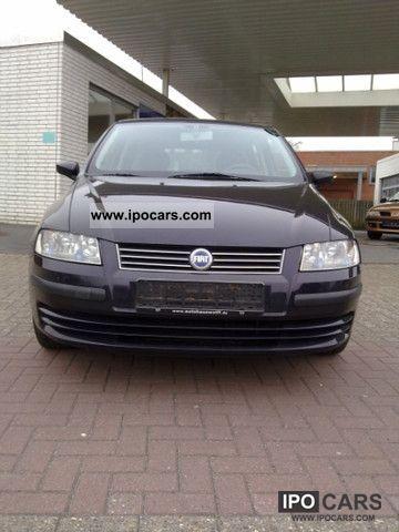 2002 Fiat  Stilo 1.6 16V Limousine Used vehicle photo