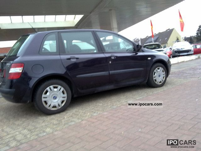 2002 fiat stilo 1 6 16v car photo and specs. Black Bedroom Furniture Sets. Home Design Ideas
