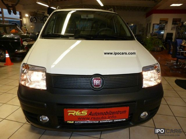 2009 fiat panda 1 3 multijet diesel 4x4 car photo and specs. Black Bedroom Furniture Sets. Home Design Ideas