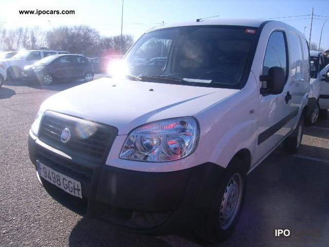 2008 Fiat  Doblo 1.3 MULTIJET AIR! Van / Minibus Used vehicle photo