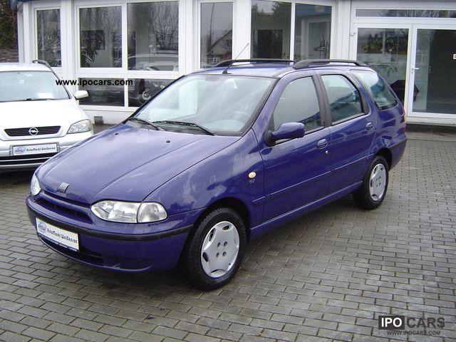 2000 Fiat  Palio Weekend 100 16V Estate Car Used vehicle photo
