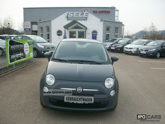 2010 Fiat  500 1.2 Start & Stop Sports Small Car Used vehicle photo