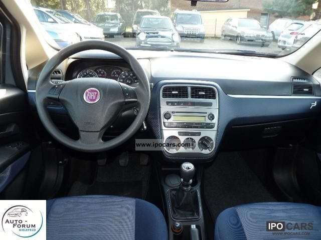 2008 Fiat Grande Punto 1 4 8v Dynamic Car Photo And Specs