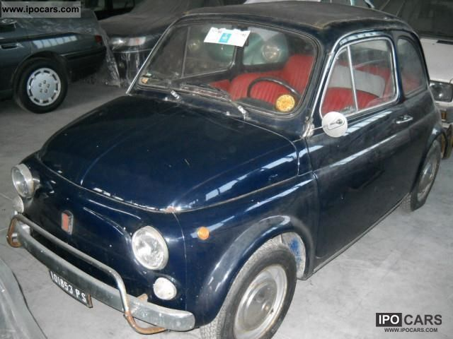 Fiat  500 1976 Vintage, Classic and Old Cars photo