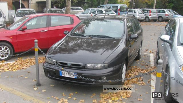 Fiat  Marea 1.6 SW METANO 2000 Compressed Natural Gas Cars (CNG, methane, CH4) photo