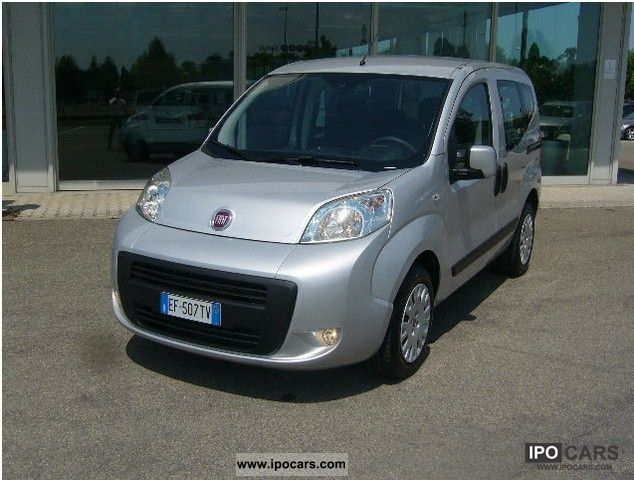 2011 Fiat  Qubo 1.3 MJT 95 CV Dynamic (2010/07\u003e) Other Used vehicle photo