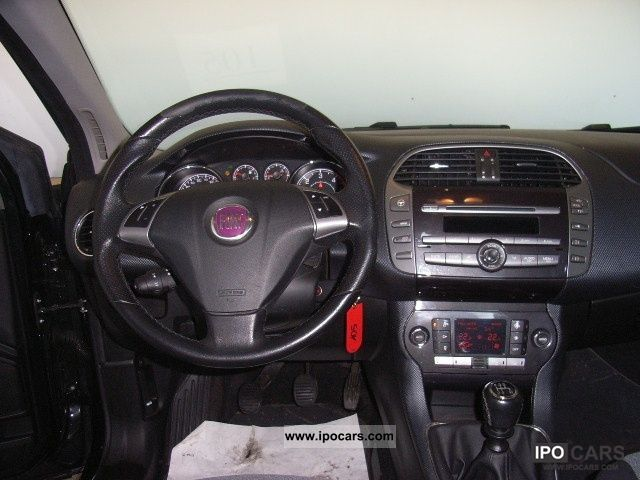 2007 Fiat Bravo Emotion 1 9 Mjt 120 Cv