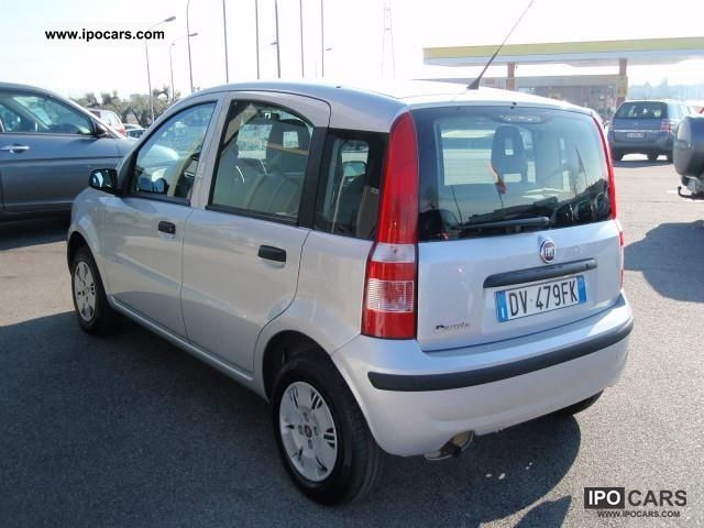 2009 fiat panda 1 2 active car photo and specs. Black Bedroom Furniture Sets. Home Design Ideas