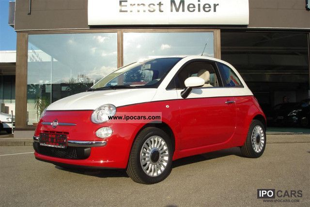 2011 Fiat  500 1.2 8V ID * LIMITED SPECIAL EDITION * Small Car New vehicle photo