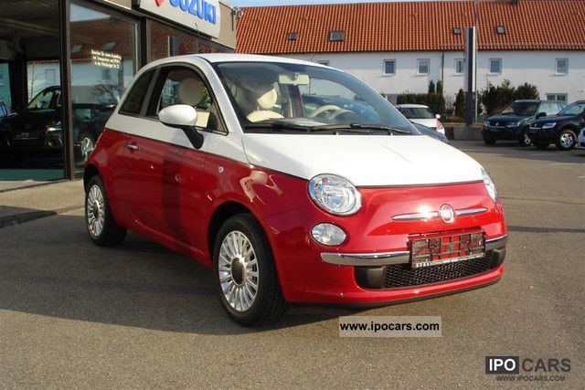 2011 fiat 500 1 2 8v id limited special edition car photo and specs. Black Bedroom Furniture Sets. Home Design Ideas