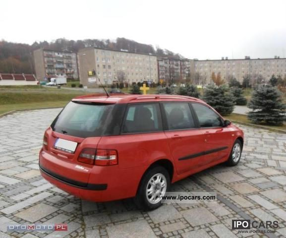 2004 fiat stilo 1 9 jtd ful opcja bezwypadkowy car photo and specs. Black Bedroom Furniture Sets. Home Design Ideas