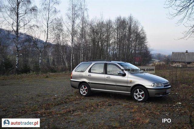 2000 Fiat  Palio Other Used vehicle photo