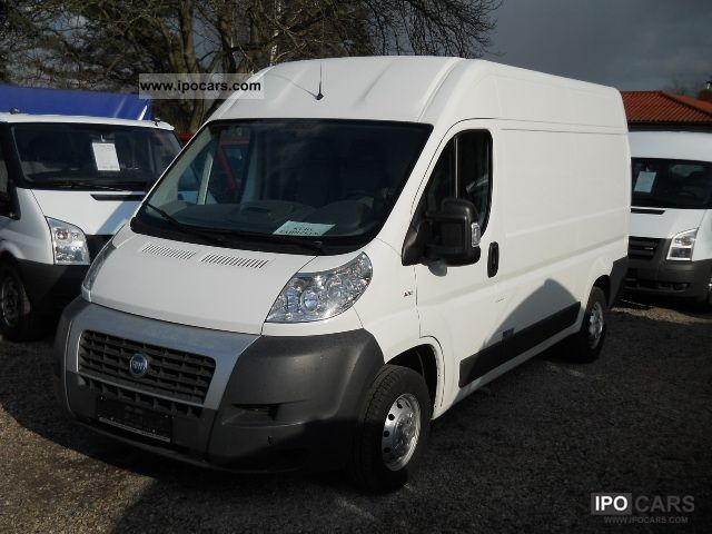 2007 Fiat  Ducato L2H2 REFRIGERATED VEHICLE (stand-u.Fahrkühlung Van / Minibus Used vehicle photo